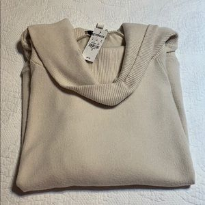 Express one eleven cowl neck sweater. M